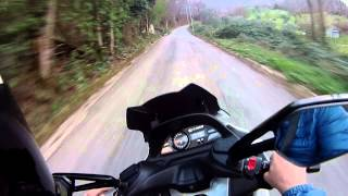 Kymco xciting 400i ride Pietrastornina