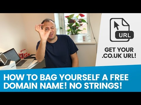 How To Get A FREE Domain Name - Tips On Choosing The Right Domain For Your Website!