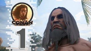 Letand39s Begin - Ep01 - Conan Exiles Removing The Bracelet