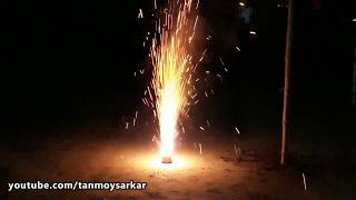 Indian Festivals | Diwali/Kali Puja - 2017 Fireworks Of Kolkata, West Bengal, India