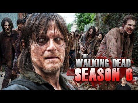 The Walking Dead Season 6 Finale - Negan Killed Daryl Theory!