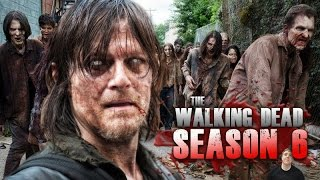 The Walking Dead Season 6 Finale - Negan Killed Daryl Theory!