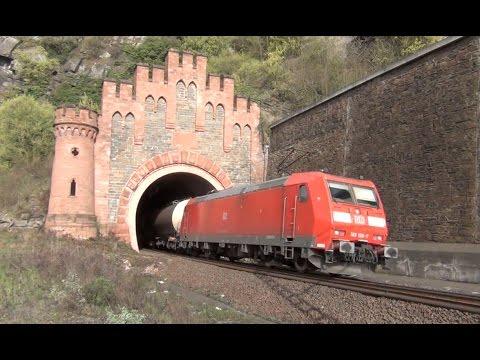 DB Rhine Valley Rails -  April 2016