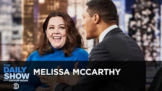 melissa mccarthy playing an unlikable character in can you ever forgive me the daily show