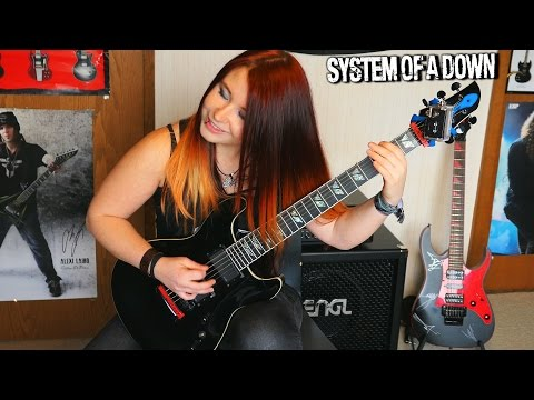 SYSTEM OF A DOWN - Aerials [GUITAR COVER] [INSTRUMENTAL COVER] | Jassy J