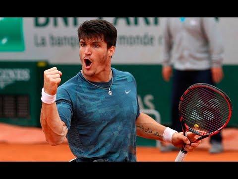 Gustavo Fernández - Número 1 del Mundo en Tenis Adaptado