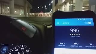 Uber driver airport pickups done wrong vs 5-star uber driver service #RideshareDaily 070