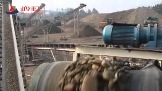 River stone crushing line SUNSTONE MACHINERY