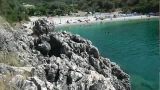 Lefkada - Ammousso beach