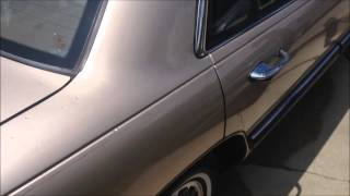 1993 Buick Lesabre, 66mm turbo, cam lope clip and 0-60