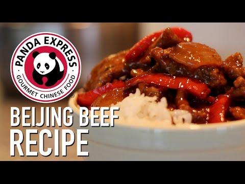 DIY Panda Express Beijing Beef - Feat. Mom