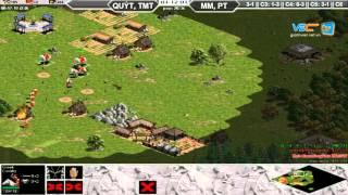 [AOE] Những Trận Đế Chế Đỉnh cao Mãn Nhãn Nhất  của các game thủ Top 1