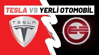 TESLA VS YERLİ OTOMOBİL | GEN TM480 | MODEL S | GEN OTOMOBİL | TESLA
