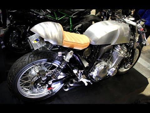 MORIWAKI 40th HONDA CB1100EX Cafe Racer