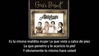 Aventura - Ciego De Amor (lyric - letra)