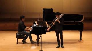 Allegro Maestoso for Bass Trombone and Piano by Jan Koetsier