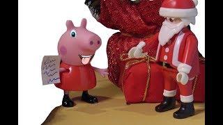 6fgy7byv Pig Peppa Videos Juguete Navidad De dhtsQCxr