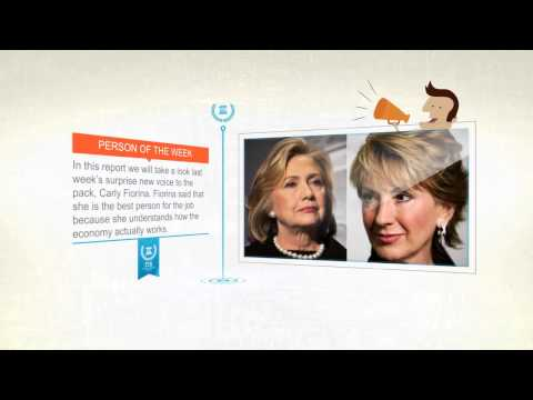 All About Carly Fiorina - US Presidential Election 2016 | Republican Candidate
