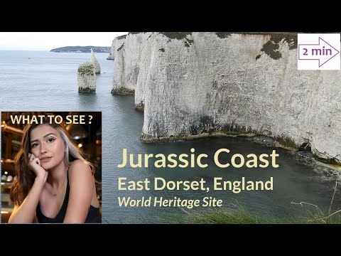 WHAT TO SEE in Jurassic Coast, Dorset, England (2 minutes in Europe Collection)