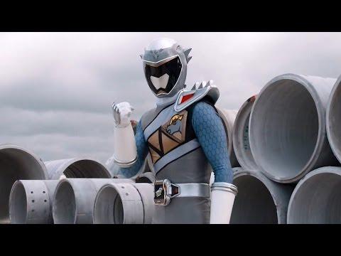 Power Rangers Dino Charge - Rise of a Ranger - Graphite Ranger