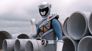 Power Rangers Dino Charge - Rise of a Ranger -  Graphite Ranger