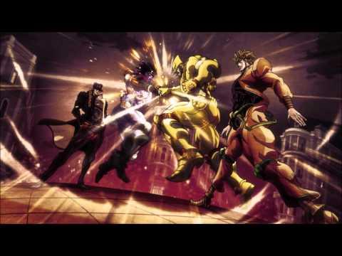 JoJo Bizarre Adventure Stardust Crusader OST Dio's World