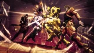 JoJo Bizarre Adventure Stardust Crusader OST Dio