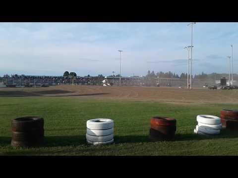 Merritt Speedway SOD Heat Race 7/8/17