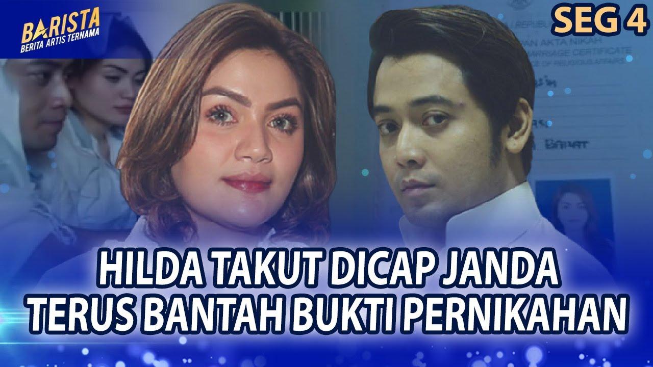 Saksi Pernikahan Hilda Vitria & Kris Hatta Angkat Bicara - BARISTA