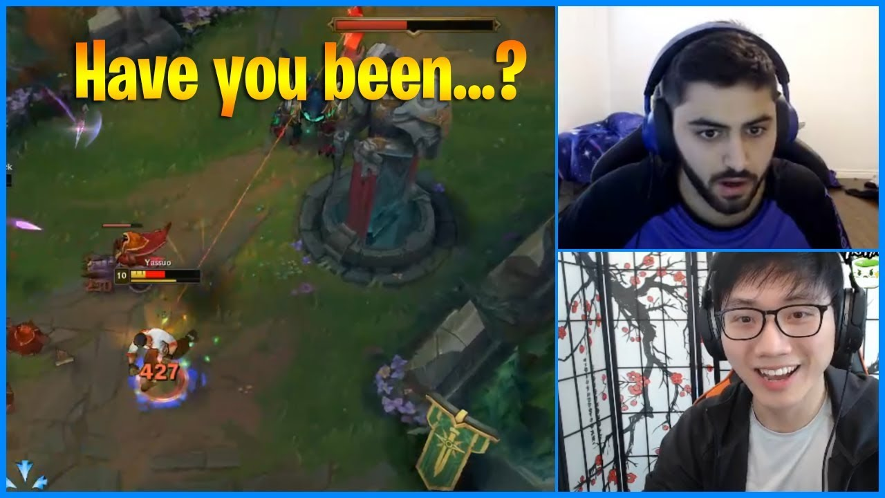 Every League of Legends Player Felt This Yassuo's Plays...LoL Daily Moments Ep 812 thumbnail
