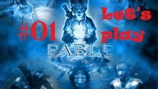 Let's play fable - n°1 - Enfance difficile