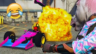 I Made The Most Ultimate Formula 1 Car EVER!!! *NEW FREE Progen PR4!* (GTA 5 Online)