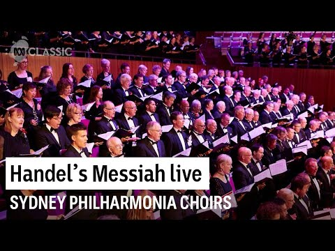 Handel's Messiah Live from the Sydney Opera House