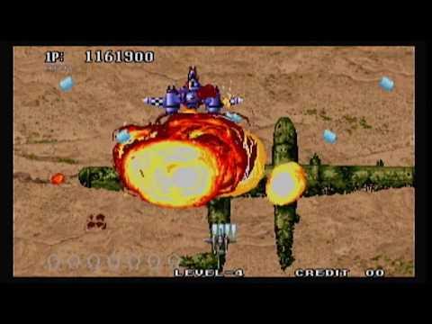 Sonic Wings 3 [MAME OX arcade NEO-GEO] {On Cheat} (EMULATED ON XBOX CLASSIC) #136 LongPlay