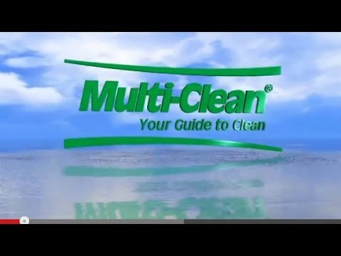 Multi-Clean Company Video | Commercial Cleaning Chemical