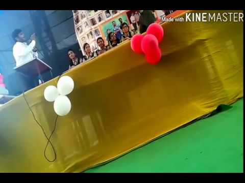 vishal nagda , teacher day celebration in springwood school , neemuch