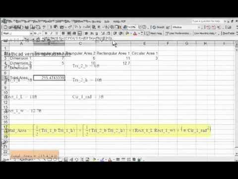 Mathcad - Engineering Calculations
