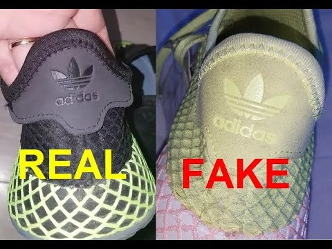 df4ae6bf70c Adidas Deerupt Real vs. Fake. How to spot good replicas Adidas deerupt  sneakers