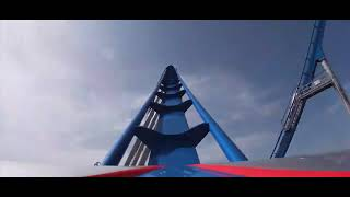 Front Row Orion Point of View at Kings Island Mason Ohio