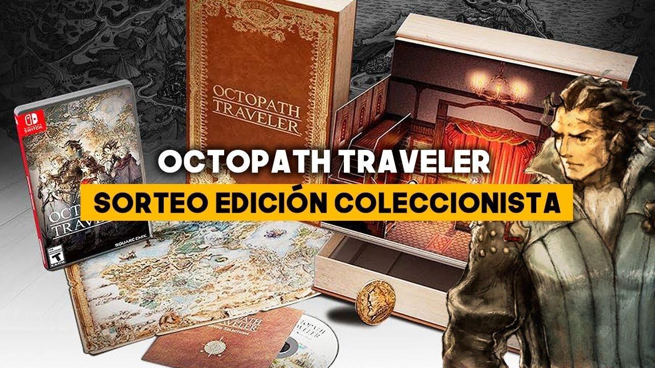 SORTEO OCTOPATH TRAVELER EDICIÓN COLECCIONISTA | Compendium Edition