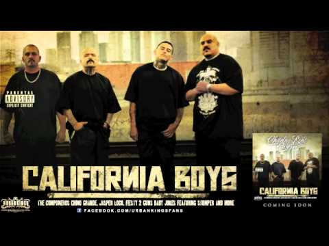 Charlie Row Campo - California Boys - Snippets - Urban Kings Tv