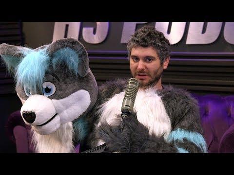 Ethan & Hila Go Furry
