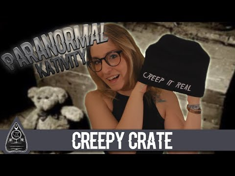 Creepy Crate Bday Spectacular!