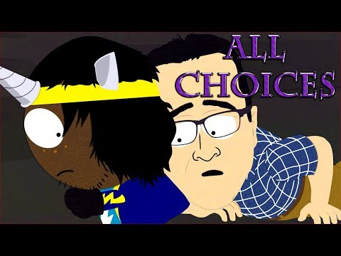 Encounter with Jared - All Choices - South Park The Fractured But Whole Game