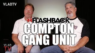 Compton Gang Unit on Orlando Anderson Being Arrested After 2Pac Las Vegas Incident (Flashback)