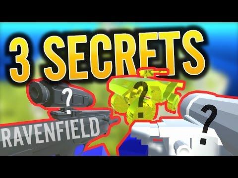 RAVENFIELD 3 SECRET WEAPONS | HIDDEN GUNS UNVEILED WITH
