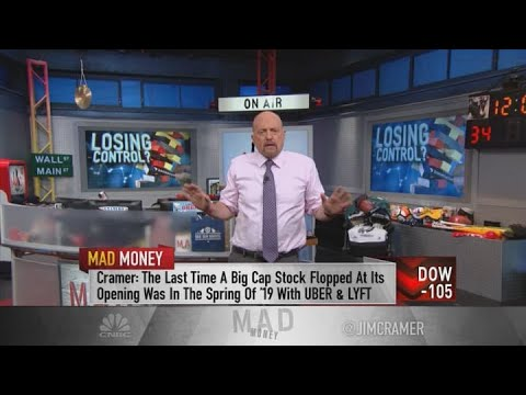 Jim Cramer: Is the market just one big game of Jenga?  