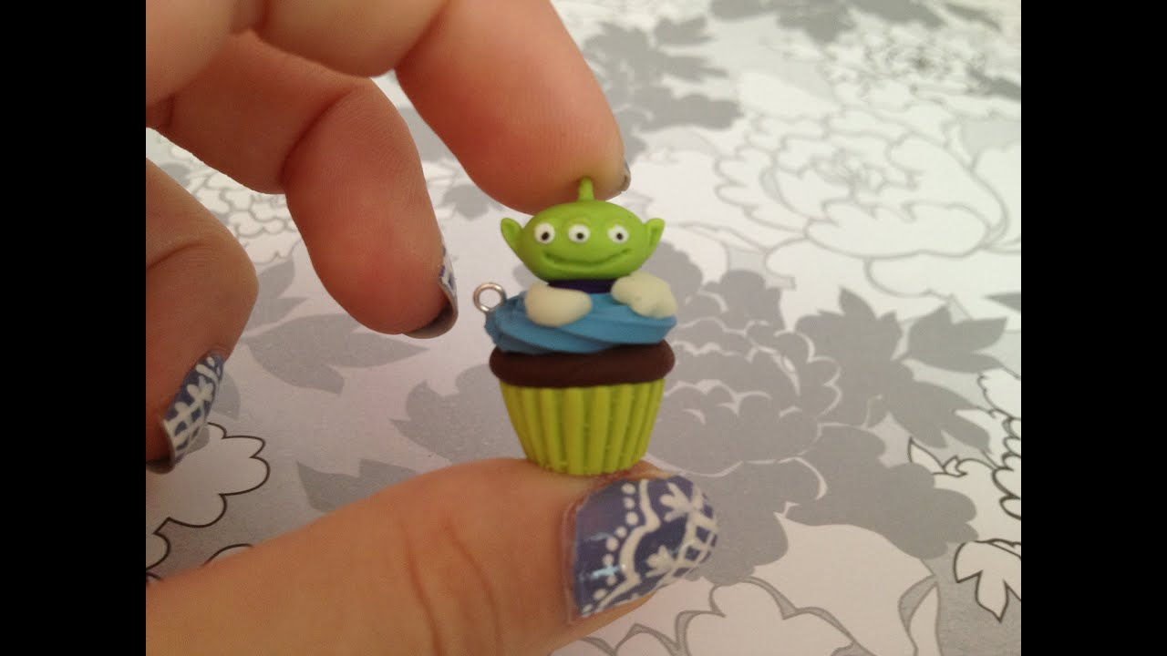 Toy Story Cupcake Tutorial - YouTube