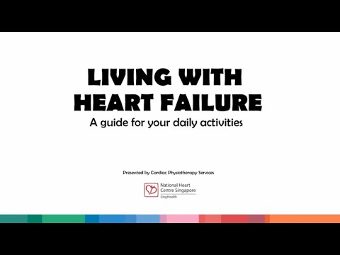 Living with Heart Failure (English version)