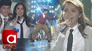 ASAP: Kapamilya Stars in OPM dance throwback